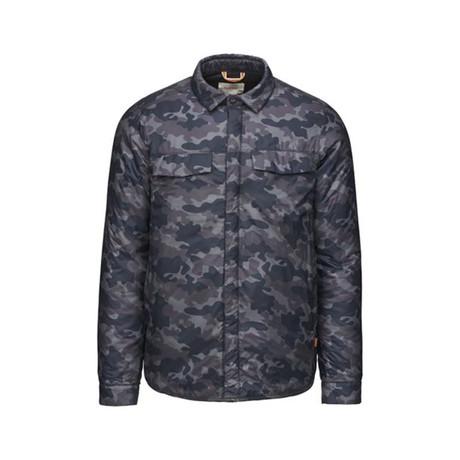 Motion Shirt Jacket II // Night Camo (S)