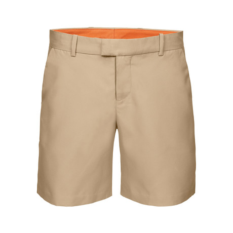 Breeze Classic Shorts // Beige (S)