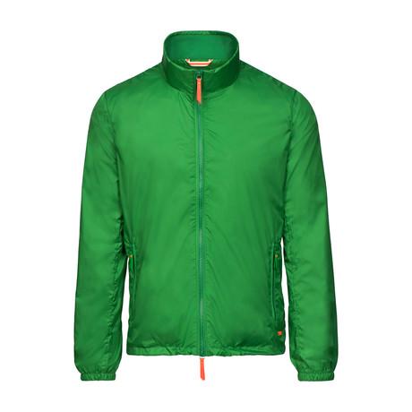 Sorento Windbreaker Jacket // Green (S)