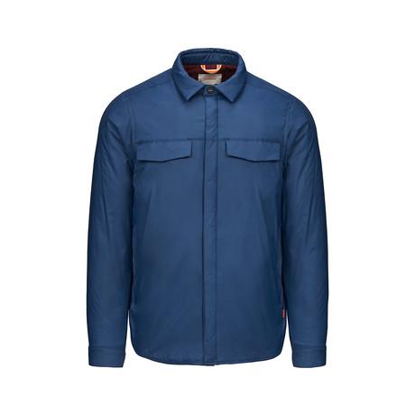 Motion Shirt Jacket II // Navy (S)