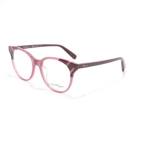 Women's SF2796 Optical Frames // Opaline Wine