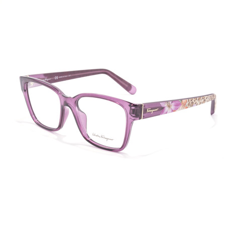 Women's SF2778 Optical Frames // Crystal Violet