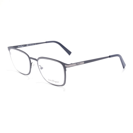 Men's SF2172 Optical Frames // Matte Blue