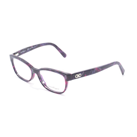 Women's SF2788 Optical Frames // Violet Marble