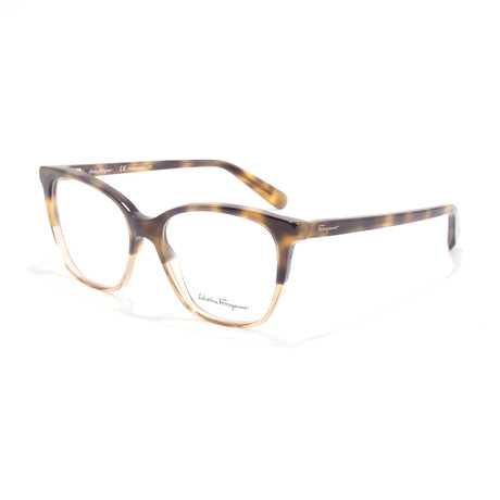 Women's SF2817 Optical Frames // Havana Honey