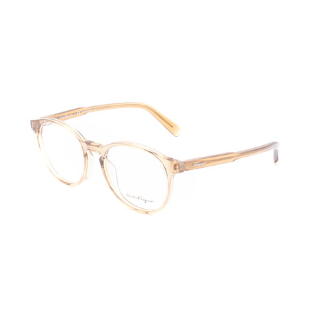 Unisex SF2818 Optical Frames // Crystal Brown