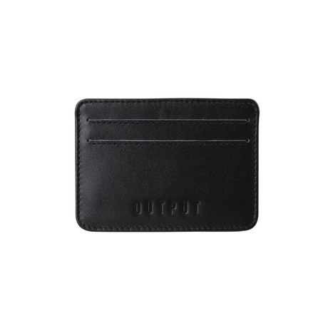 Output Card Wallet