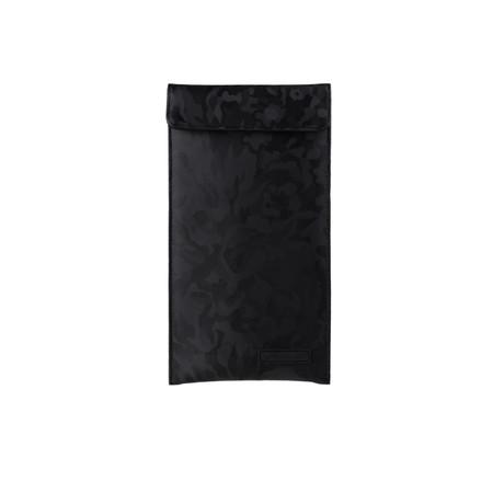 Faraday Sleeves for Phones // Medium (Black Camo)