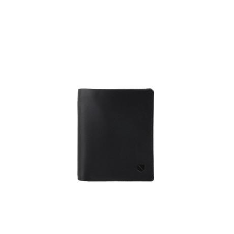 Vertical Slide Bi-Fold Wallet