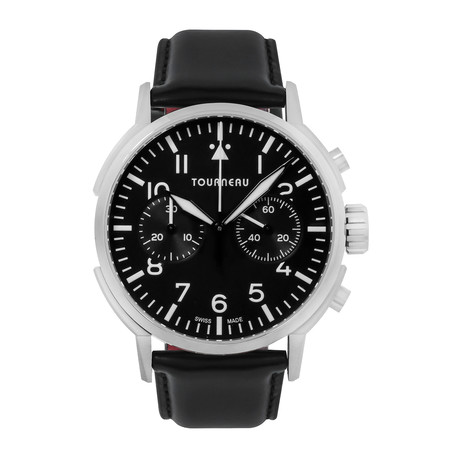 Tourneau Chronograph TNY Aviator Automatic // TNY0100023