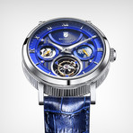 Waldhoff Ultramatic Royal Blue Automatic // 05D