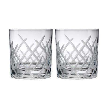 Shtox Rotating Glass // 011M // Set of 2