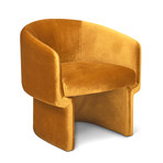 Jessie Accent Chair // Mustard