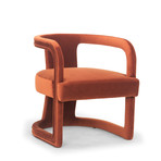 Rory Accent Chair // Rust