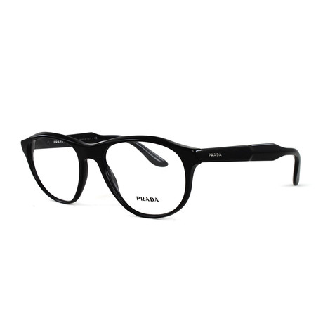 Men's PR125V Optical Frames // Black