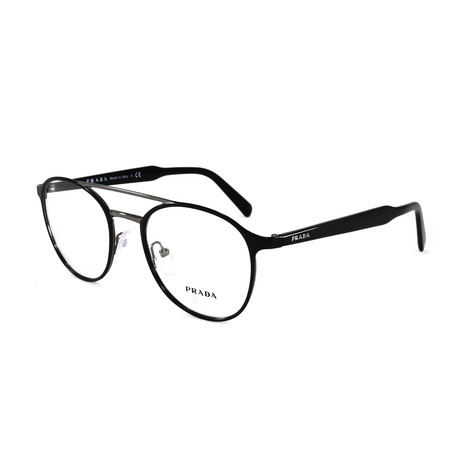 Men's PR60TV Optical Frames // Black