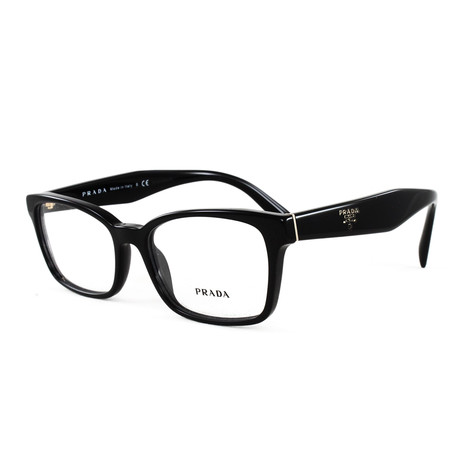 Women's PR118TV Optical Frames // Black (Size: 51-16-140)