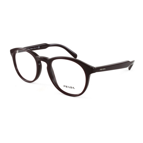 Men's PR19SV Optical Frames // Brown