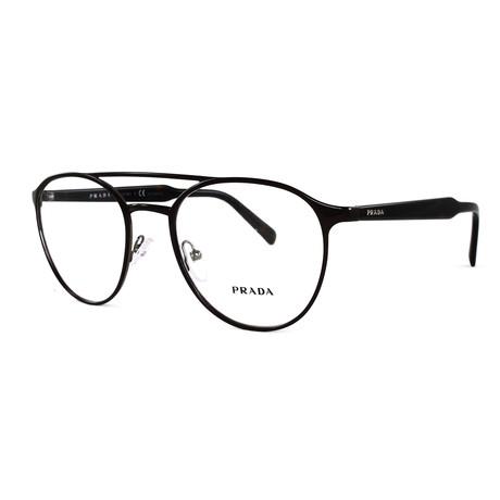 Men's PR60TV Optical Frames // Brown