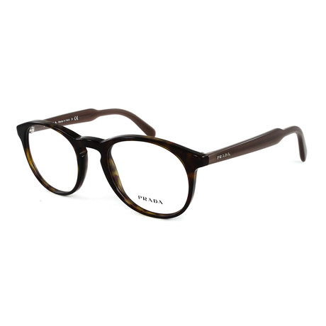 Men's PR19SV Optical Frames // Havana