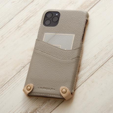 Morandi Minimalist Series  //  iPhone 11 Pro Max (Black)