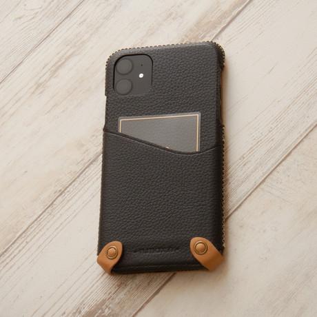 Morandi Minimalist Series  //  iPhone 11 (Black)