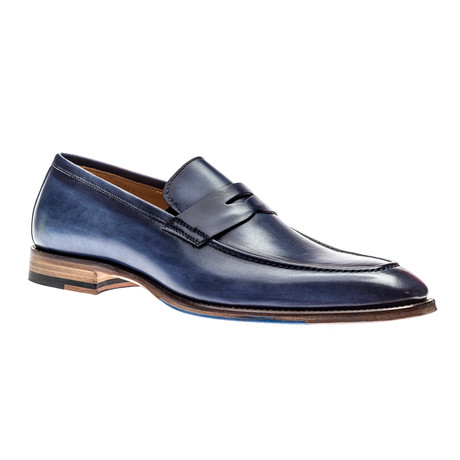 Amberes Loafer // Deep Blue (Euro: 40)