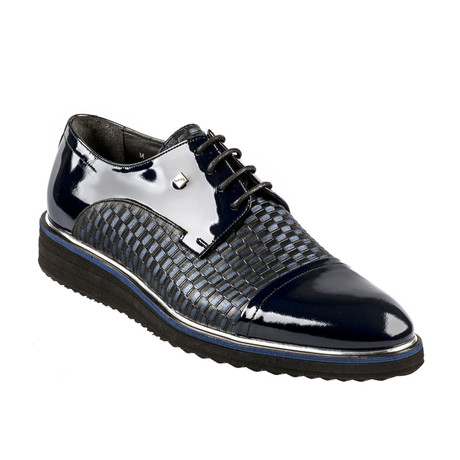 Karl Classic Shoe // Navy Blue (Euro: 39)