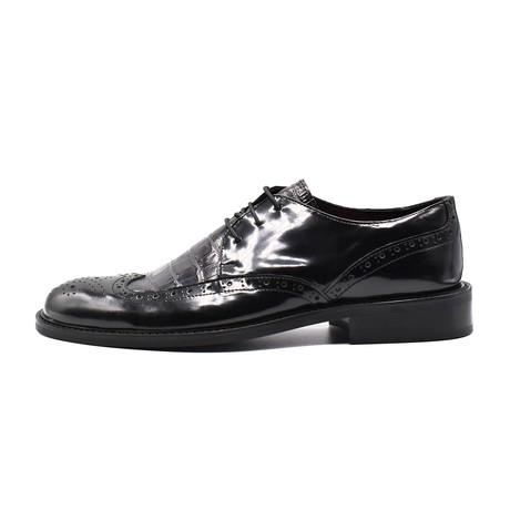 Jaylen Dress Shoe // Black (Euro: 39)