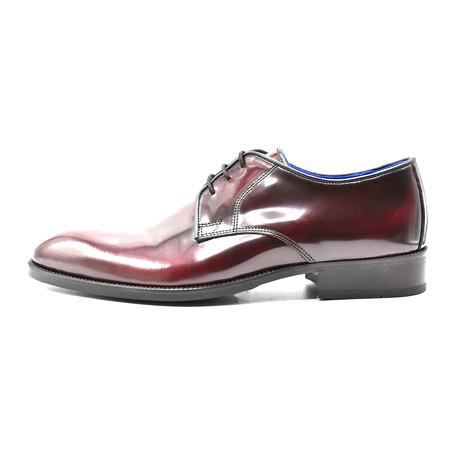 Dewey Dress Shoe // Burgundy (Euro: 39)