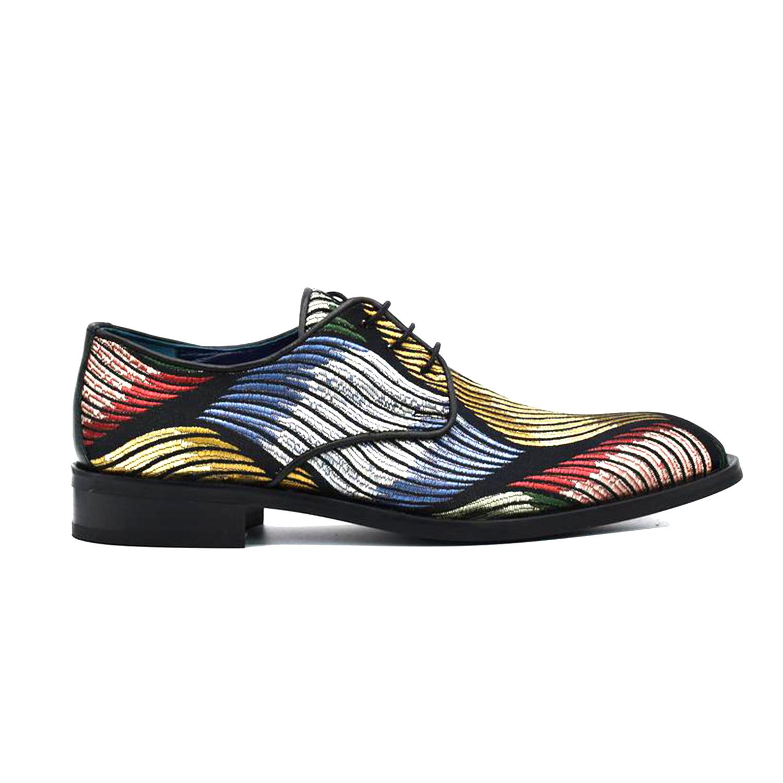Adan Dress Shoe // Multicolor (Euro: 42