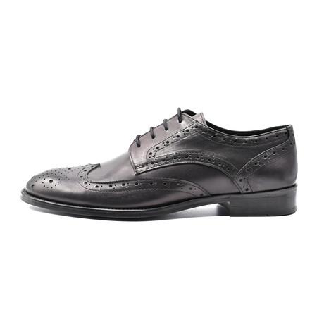 Brennon Dress Shoe // Black (Euro: 39)