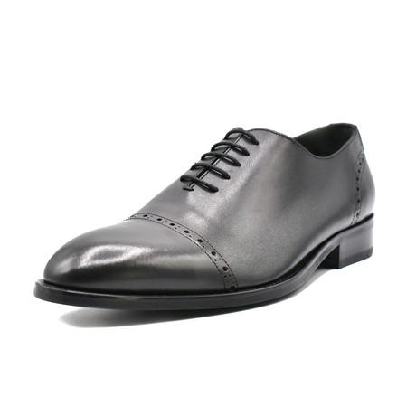Mykel Dress Shoe // Black (Euro: 39)