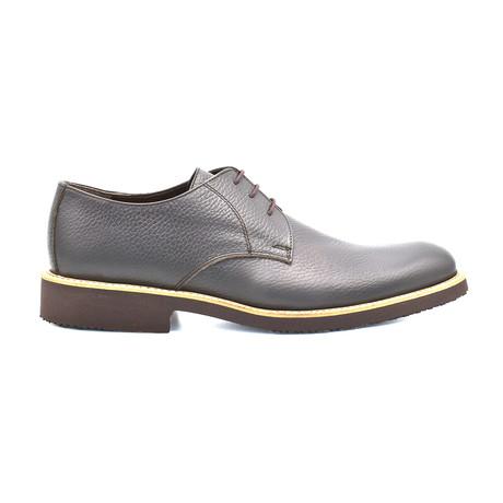 Kiprono Dress Shoe // Dark Brown (Euro: 39)