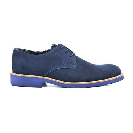 Elijah Dress Shoe // Dark Blue (Euro: 39)