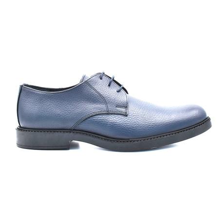 Mason Dress Shoe // Dark Blue (Euro: 39)