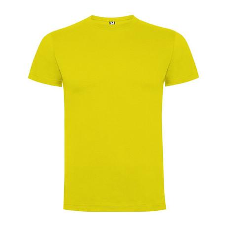 T-Shirt // Yellow (XS)