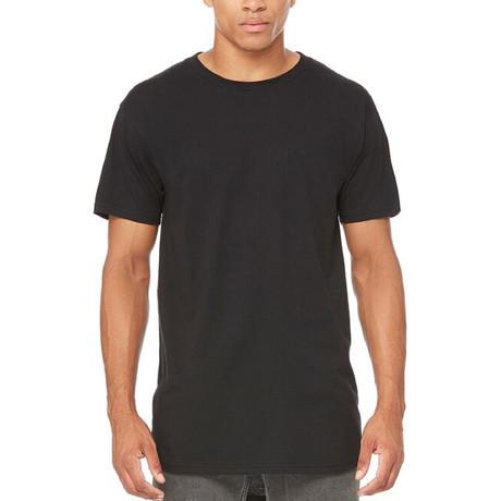 Long T-Shirt // Black (S)