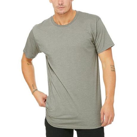 Long T-Shirt // Gray (S)