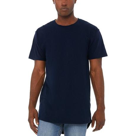 Long T-Shirt // Navy (S)