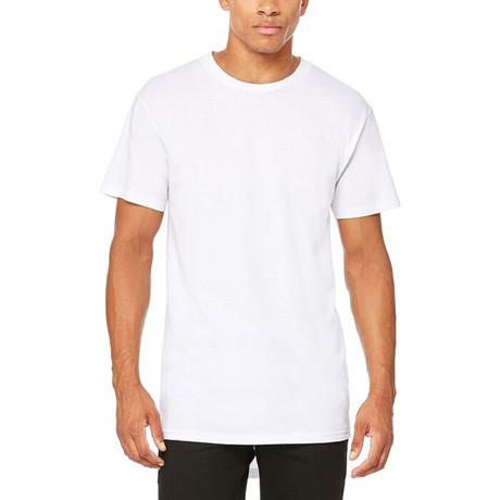 Long T-Shirt // White (S)