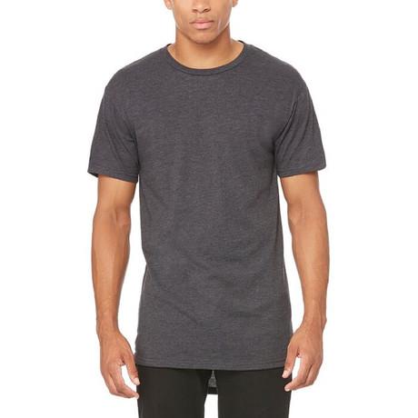 Long T-Shirt // Dark Gray (S)