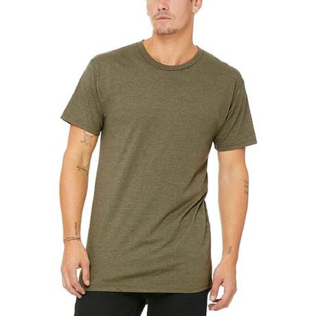 Long T-Shirt // Olive (S)
