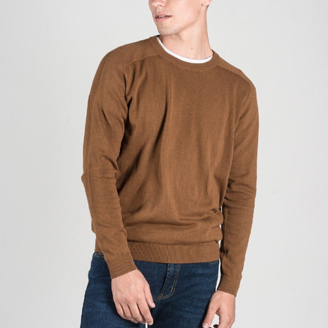Jersey // Brown (XS)