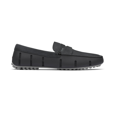 Penny Lux Loafer Driver // Gray (US: 7)