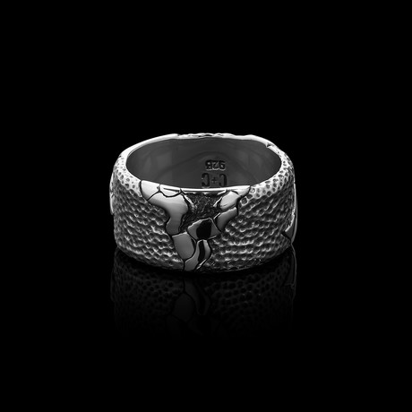 Nomad Ring // Silver (Size 6)