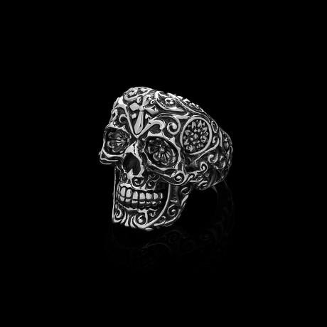 Los Muertos Ring (Size 8)