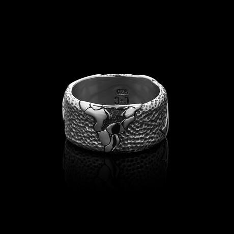 Nomad Ring // Stainless Steel (Size 6)