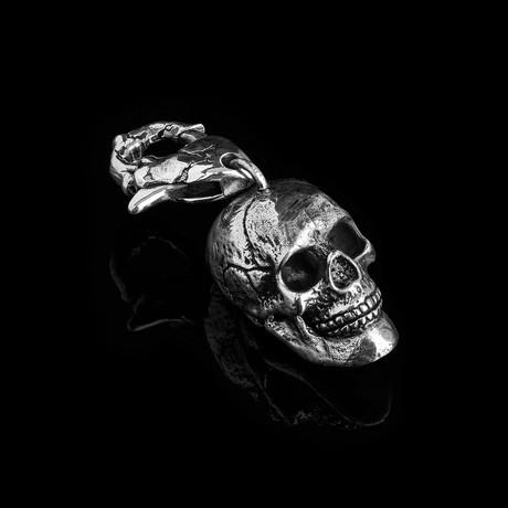 Skalli Keychain (Silver)