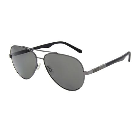 Men's SP4402 Sunglasses // Dark Gunmetal